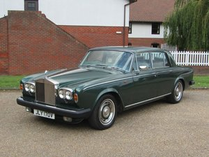1979 Rolls Royce Silver Shadow II at ACA 24th August  For Sale