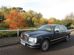 1998 Rolls-Royce Silver Seraph For Sale