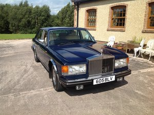 1982 Rolls Royce Silver Spirit For Sale