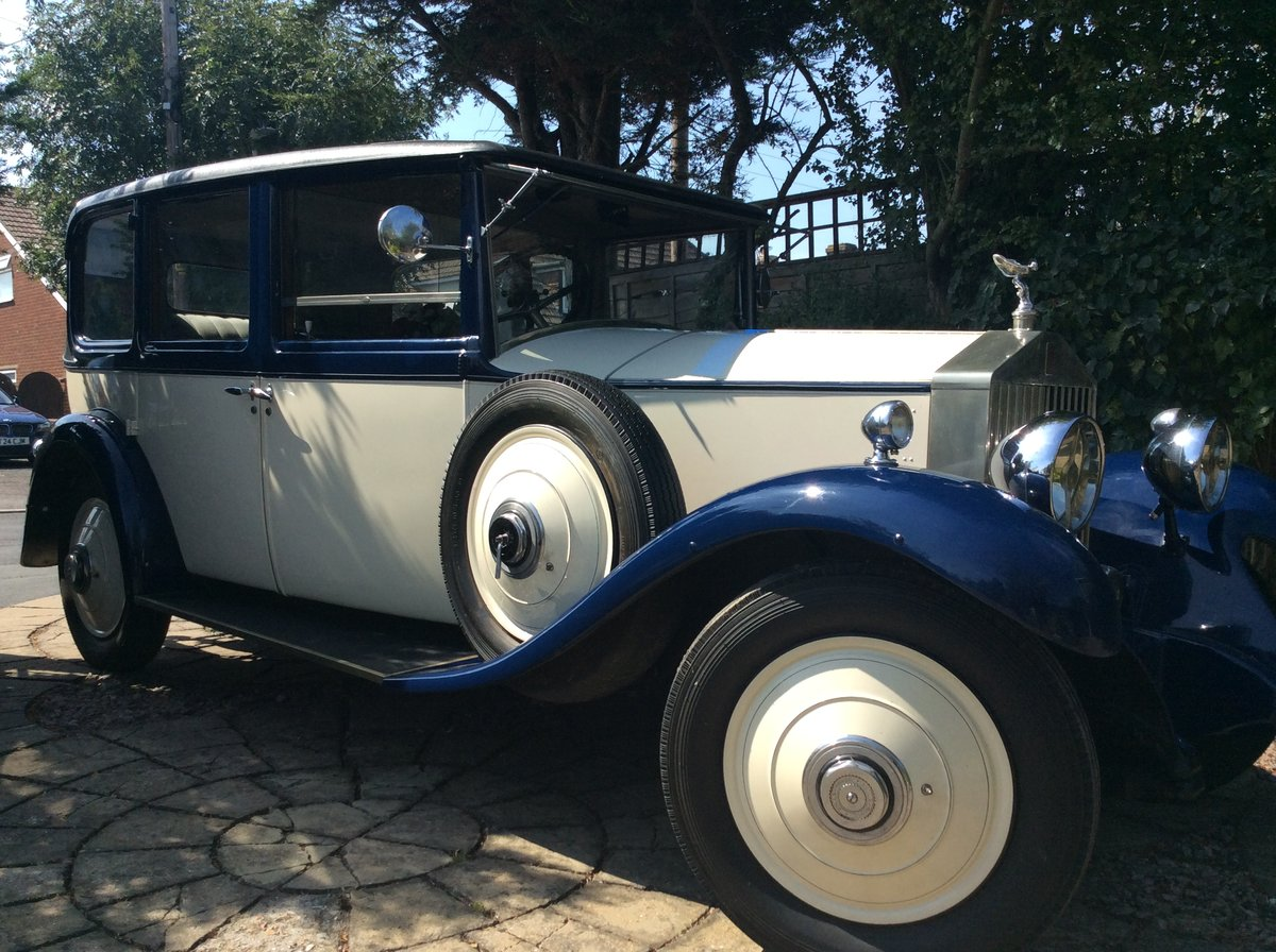 1929 Rolls Royce 20 For Sale (picture 2 of 6)