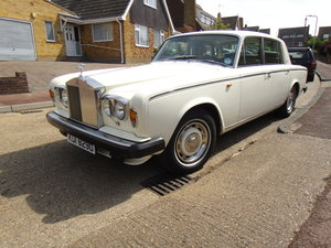 1979 Rolls Royce Silver Shadow ll For Sale