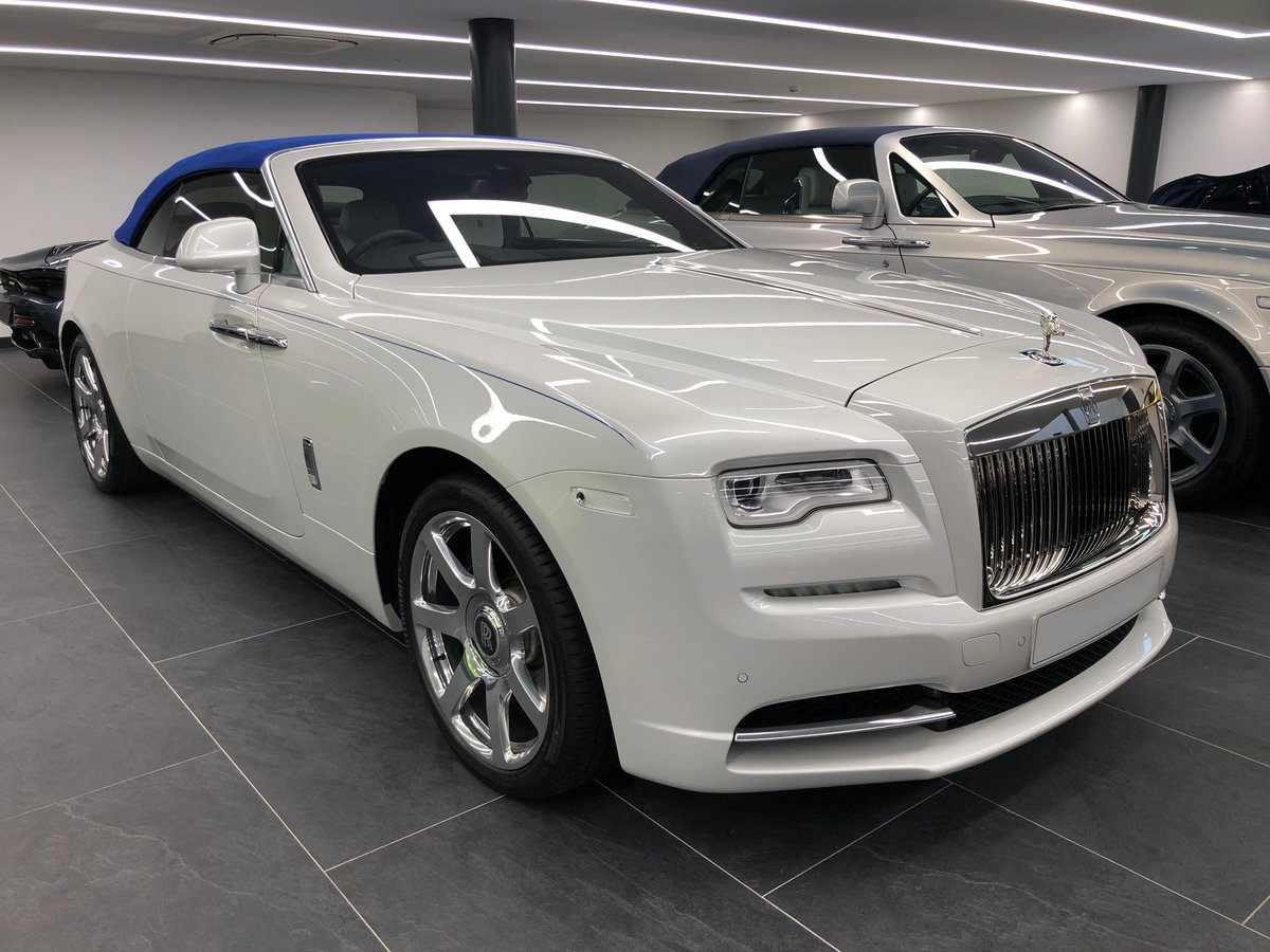 2017 ROLLS ROYCE DAWN 6.6 V12 TWIN TURBO AUTOMATIC * FASHION For Sale (picture 1 of 6)