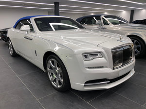 2017 ROLLS ROYCE DAWN 6.6 V12 TWIN TURBO AUTOMATIC * FASHION