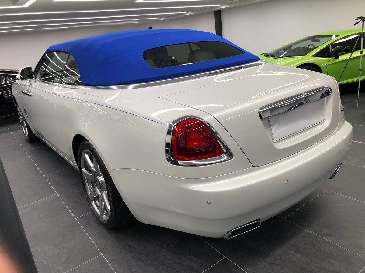 2017 ROLLS ROYCE DAWN 6.6 V12 TWIN TURBO AUTOMATIC * FASHION For Sale (picture 2 of 6)