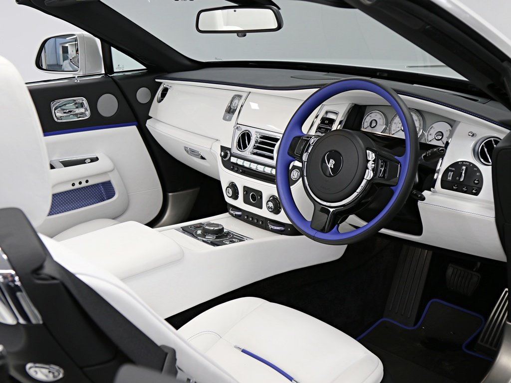 2017 ROLLS ROYCE DAWN 6.6 V12 TWIN TURBO AUTOMATIC * FASHION For Sale (picture 5 of 6)
