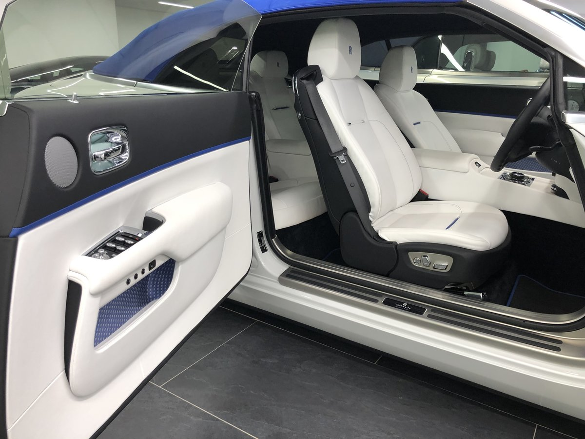 2017 ROLLS ROYCE DAWN 6.6 V12 TWIN TURBO AUTOMATIC * FASHION For Sale (picture 6 of 6)