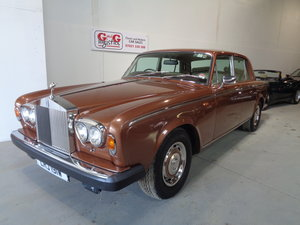 1980 Rolls Royce Shadow Stunning-51,000mls 20 services.