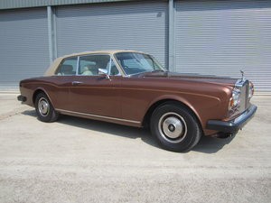 1980 Rolls Royce Corniche 5000 Series For Sale