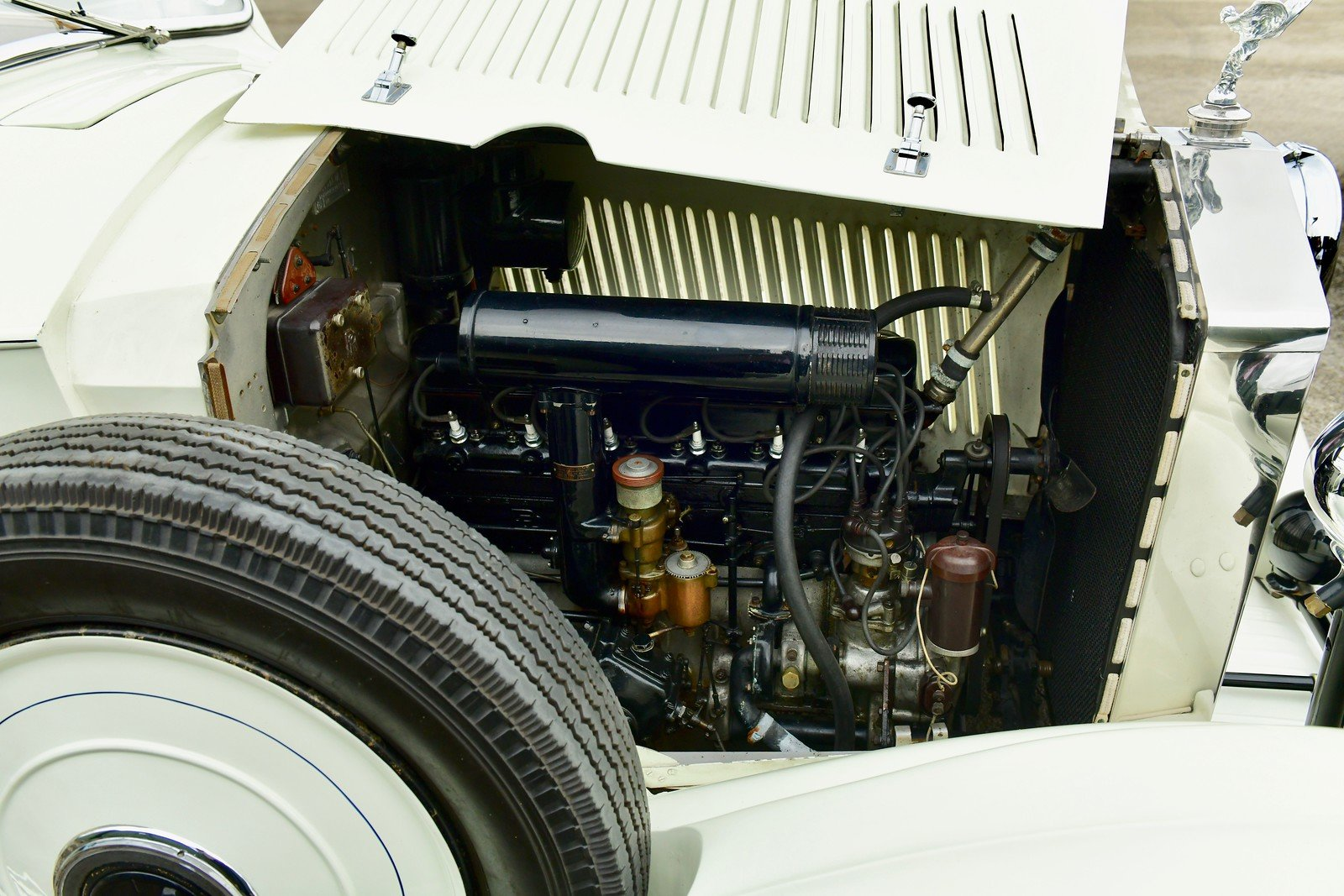 1934 Rolls Royce 20/25 Drop Head Coupe For Sale (picture 6 of 6)
