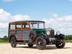 1931 ROLLS-ROYCE 20/25HP SHOOTING BRAKE For Sale by Auction