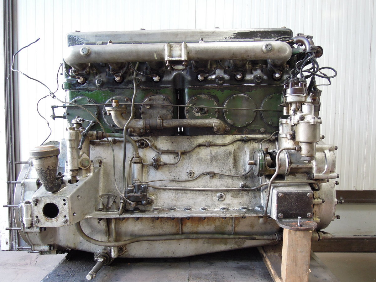 1934  Rolls Royce Phantom 2 engine For Sale (picture 1 of 6)