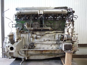 1934  Rolls Royce Phantom 2 engine For Sale