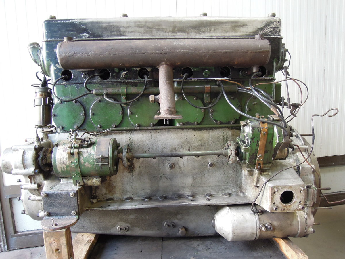 1934  Rolls Royce Phantom 2 engine For Sale (picture 2 of 6)