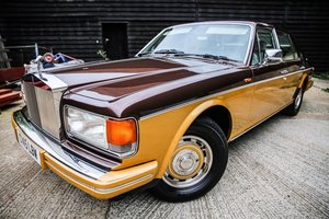 "1986 Rolls Royce Silver Spirit ""Excellence"" For Sale"