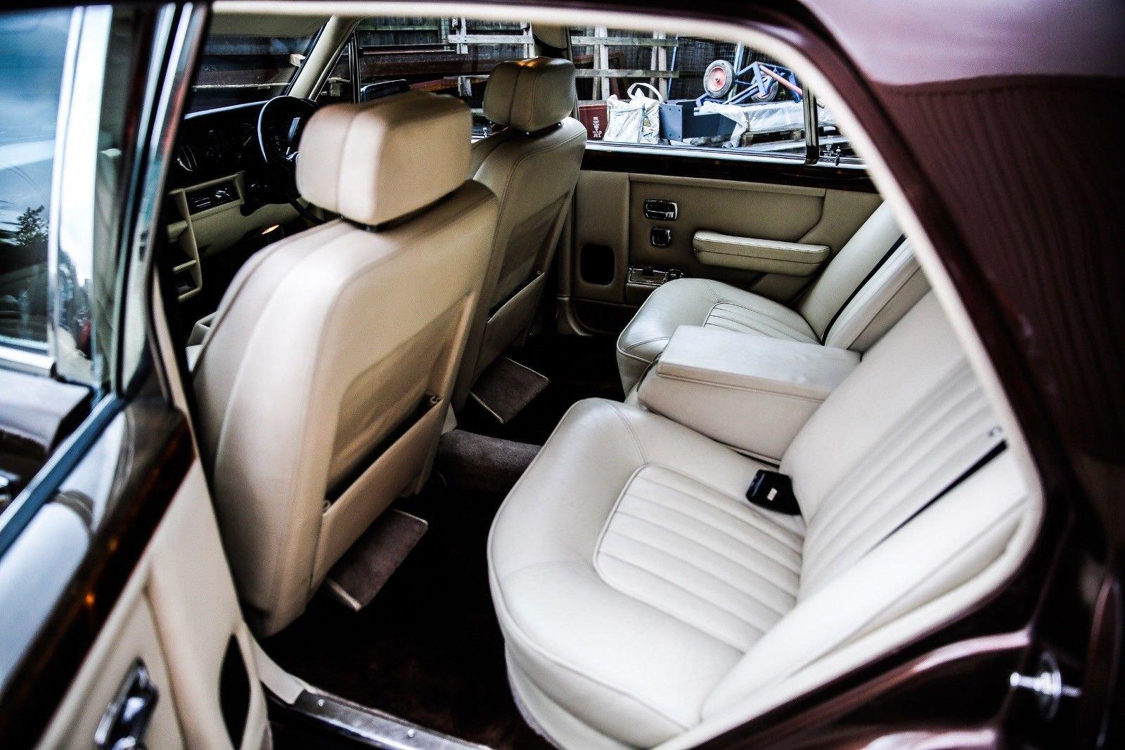 1986 Rolls Royce Silver Spirit