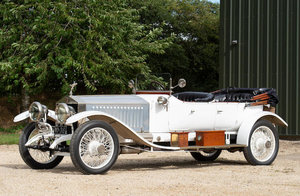 1915 ROLLS-ROYCE 40/50HP SILVER GHOST ALPINE EAGLE TOURER For Sale by Auction