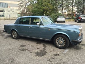 1980 Silver shadow with only 36000 miles Stunning  For Sale