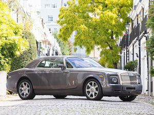 2010 ROLLS-ROYCE PHANTOM COUPÉ For Sale by Auction
