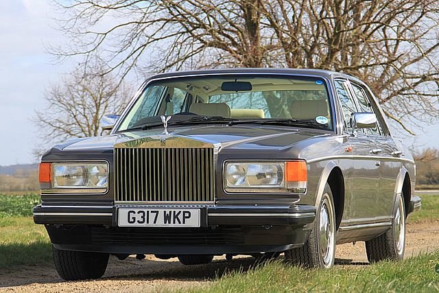 1990 Rolls Royce Silver Spirit 2 (Only 34,000 Miles) For Sale (picture 1 of 6)