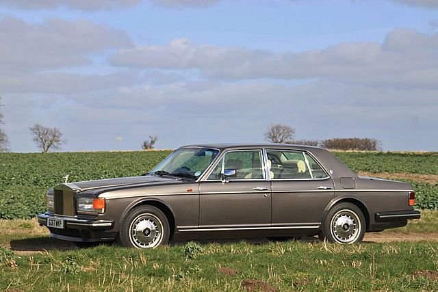 1990 Rolls Royce Silver Spirit 2 (Only 34,000 Miles) For Sale (picture 3 of 6)