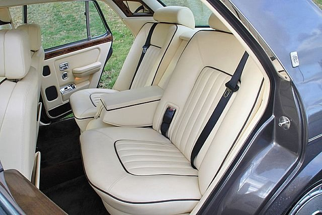 1990 Rolls Royce Silver Spirit 2 (Only 34,000 Miles) For Sale (picture 4 of 6)