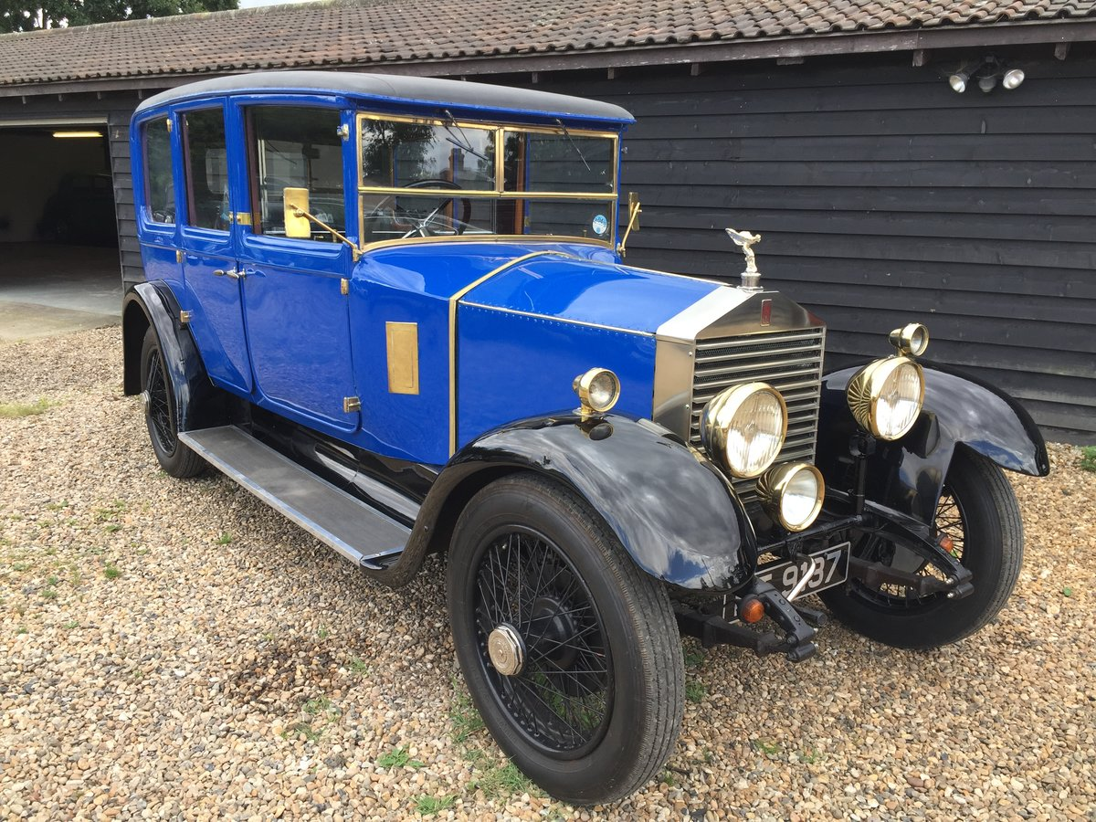 1926 Rolls Royce 20HP Park Ward For Sale (picture 1 of 6)