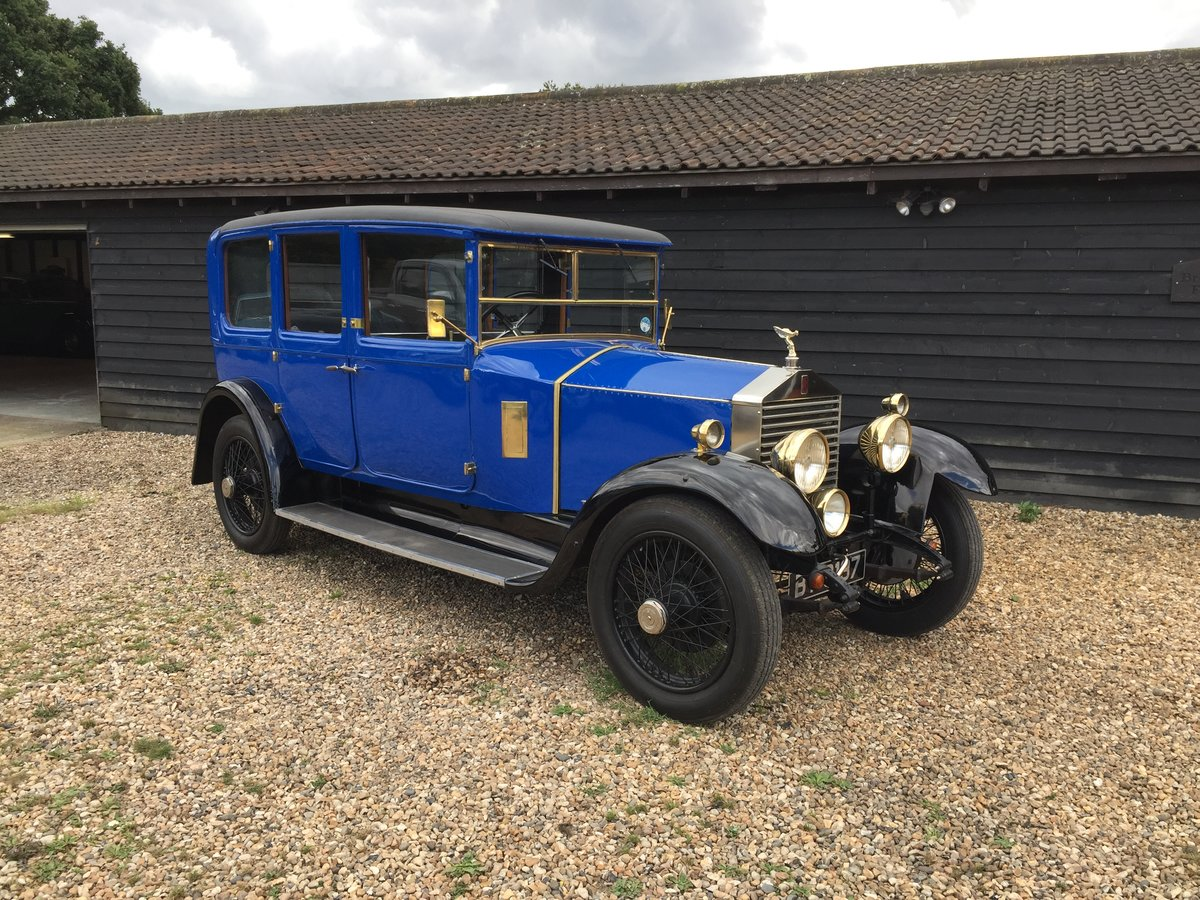 1926 Rolls Royce 20HP Park Ward For Sale (picture 2 of 6)