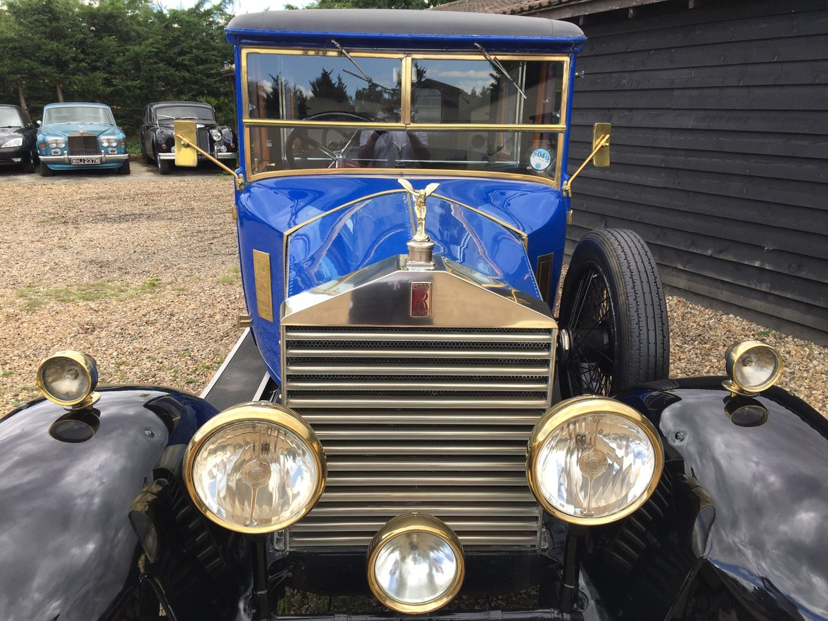 1926 Rolls Royce 20HP Park Ward For Sale (picture 3 of 6)