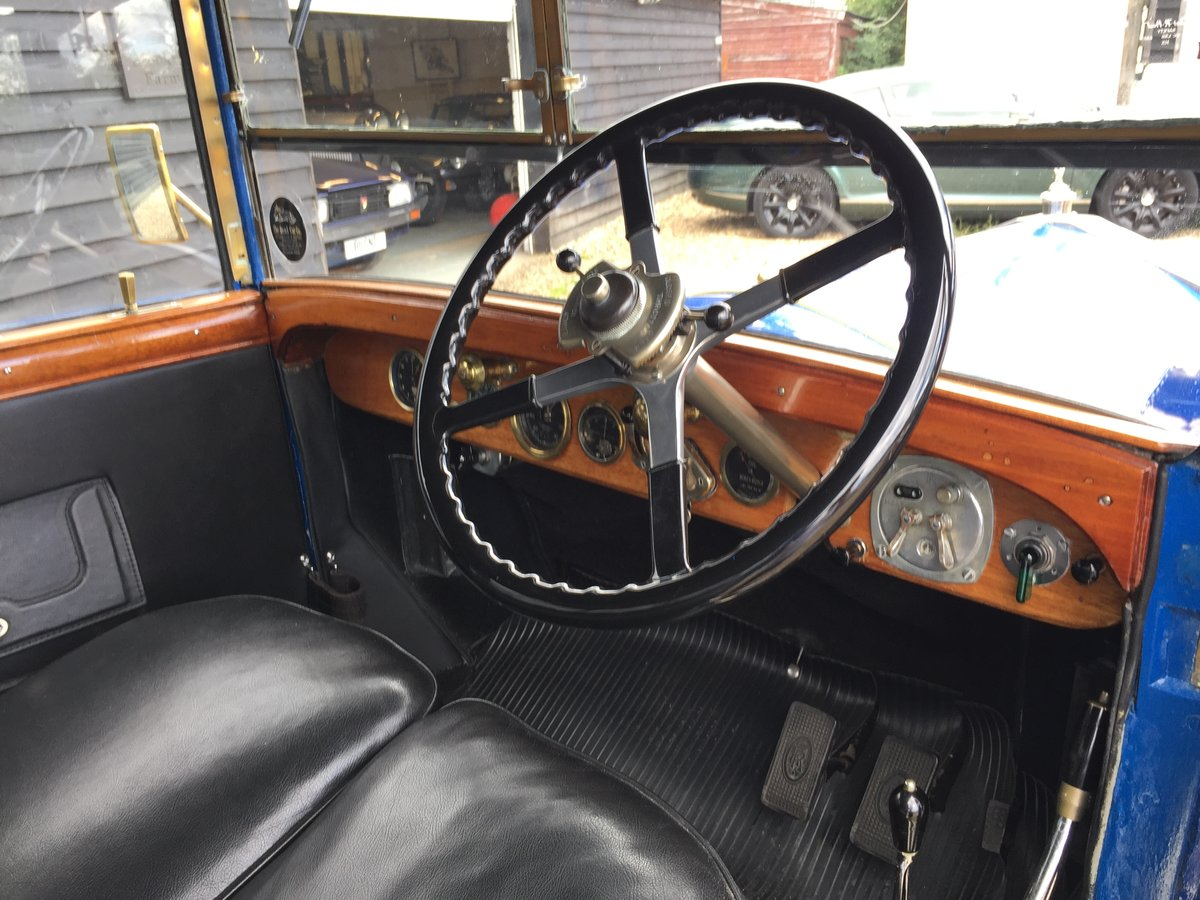 1926 Rolls Royce 20HP Park Ward For Sale (picture 5 of 6)