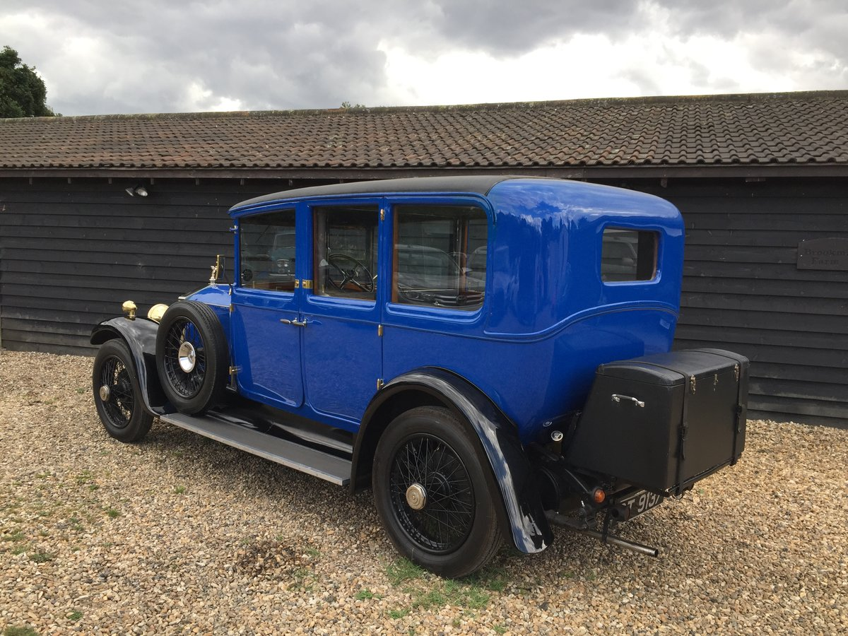 1926 Rolls Royce 20HP Park Ward For Sale (picture 6 of 6)