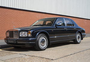 1999 Rolls-Royce Silver Seraph For Sale In London (RHD) For Sale