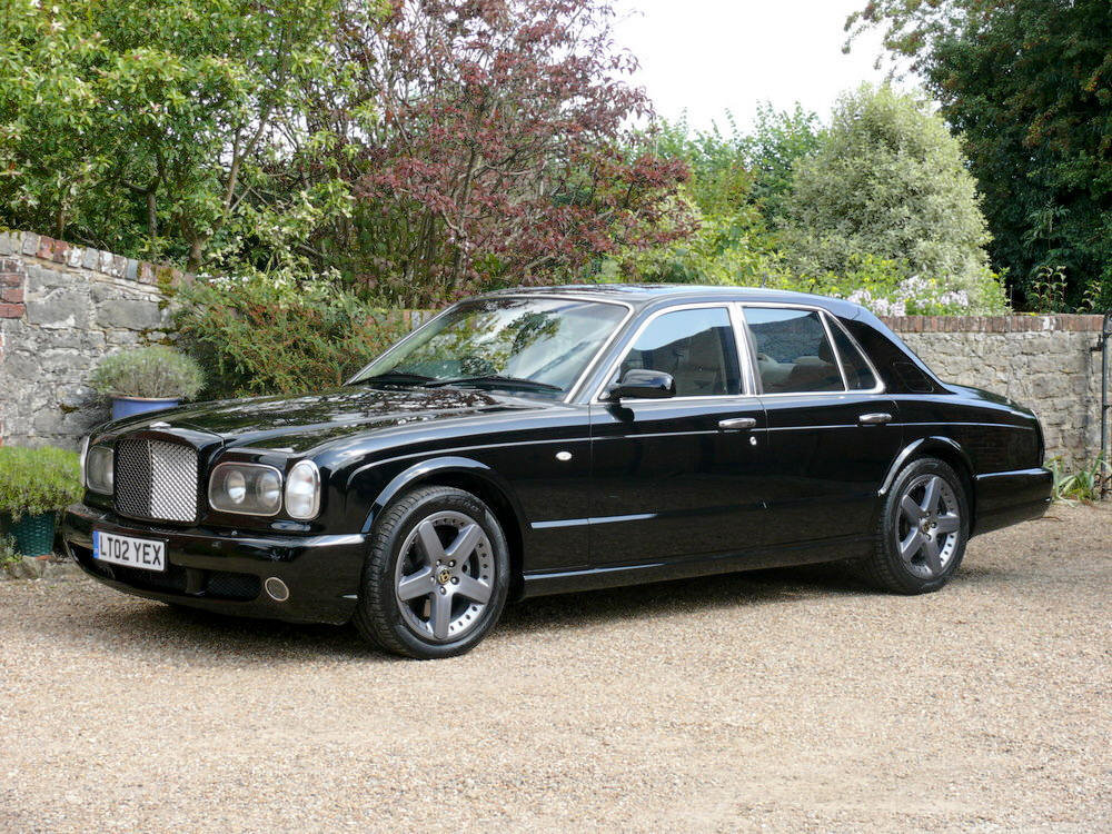 2002 Bentley Arnage T  For Sale (picture 1 of 6)