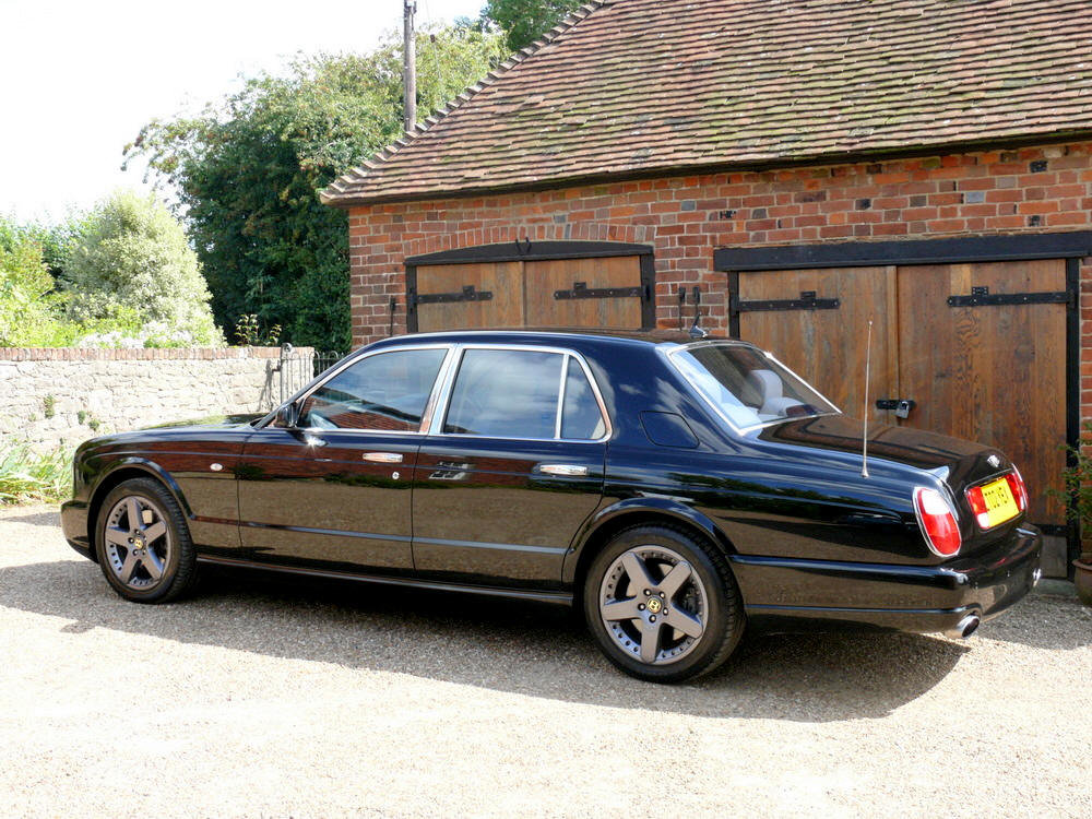 2002 Bentley Arnage T  For Sale (picture 2 of 6)