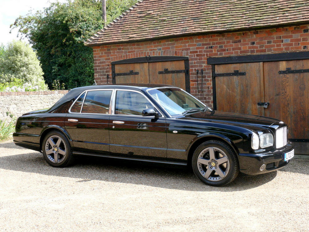 2002 Bentley Arnage T  For Sale (picture 4 of 6)