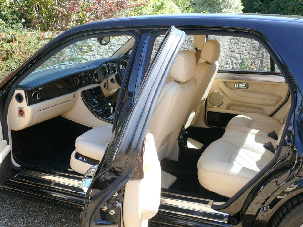 2002 Bentley Arnage T  For Sale (picture 5 of 6)