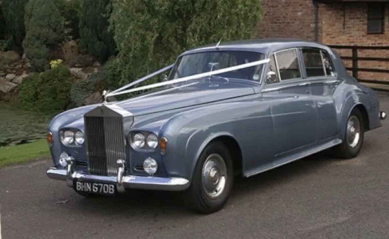 1964 Rolls-Royce Silver Cloud 111 For Sale (picture 1 of 6)