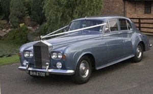 1964 Rolls-Royce Silver Cloud 111 For Sale