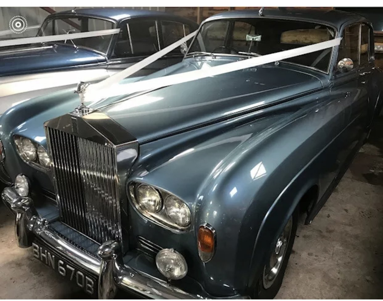 1964 Rolls-Royce Silver Cloud 111 For Sale (picture 2 of 6)
