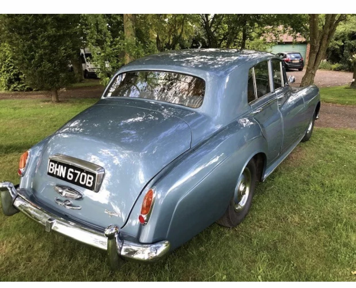1964 Rolls-Royce Silver Cloud 111 For Sale (picture 3 of 6)