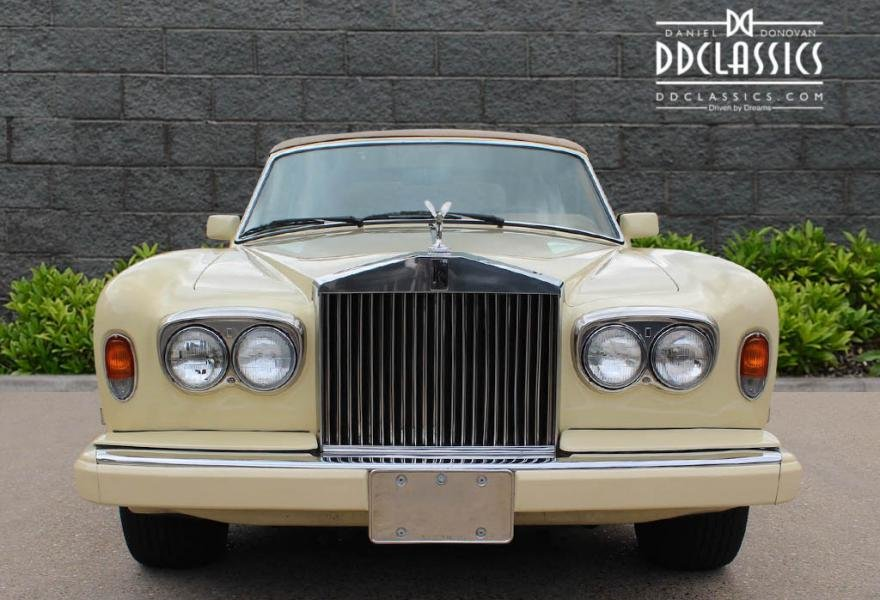 1991 Rolls-Royce Corniche III Convertible for sale in London For Sale (picture 9 of 24)