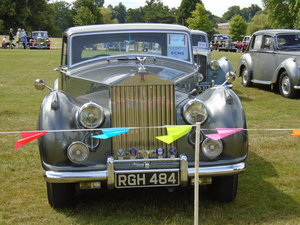 1955 Last Silver Wraith  car for the serious Collector