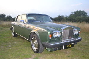 1979 1972 Rolls Royce Silver Shadow 11 For Sale