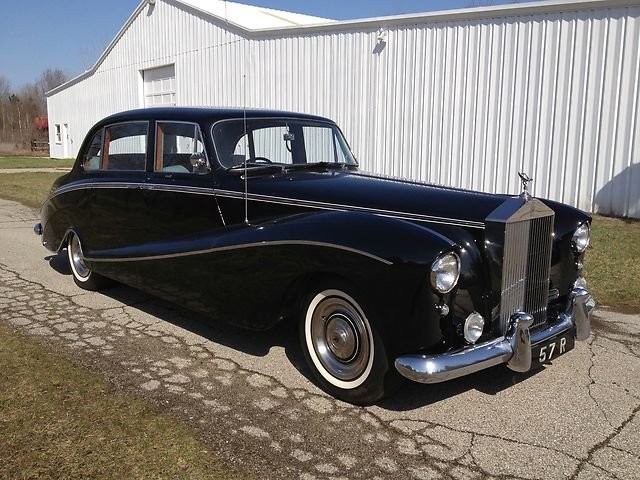 1958 Rolls Royce Hooper Silver Cloud 1, SIAM LWB For Sale (picture 1 of 6)