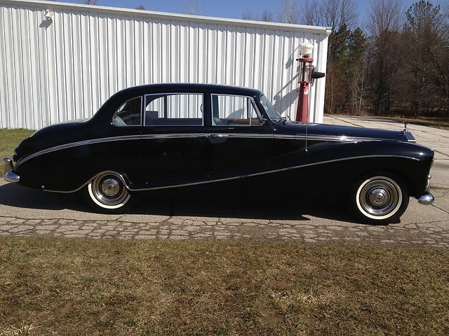 1958 Rolls Royce Hooper Silver Cloud 1, SIAM LWB For Sale (picture 4 of 6)