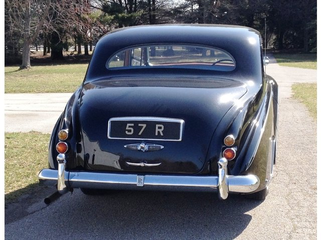 1958 Rolls Royce Hooper Silver Cloud 1, SIAM LWB For Sale (picture 5 of 6)