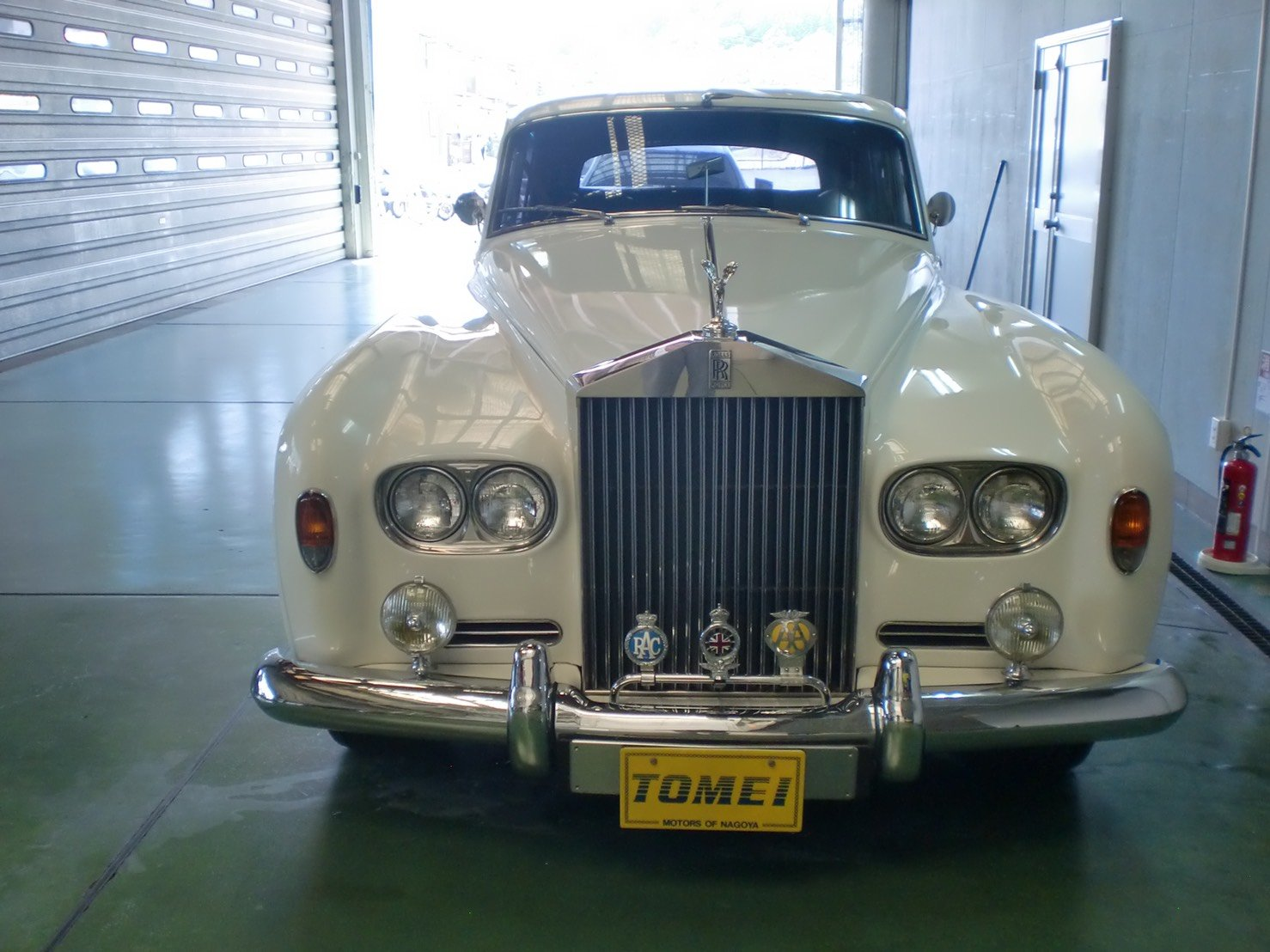 1965 Rolls Royce Silver Cloud 3 SOLD (picture 1 of 4)