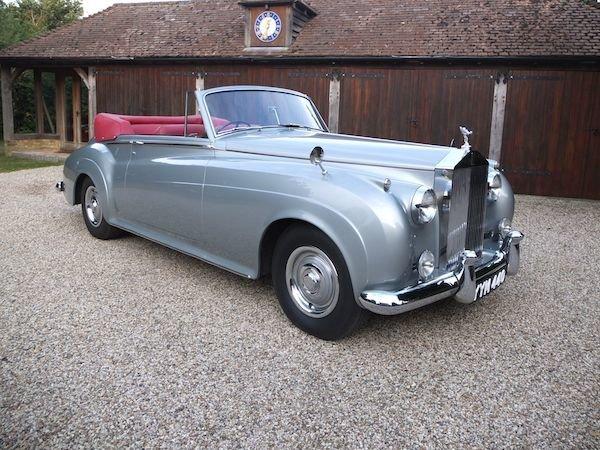 1960 Rolls-Royce Silver Cloud II For Sale (picture 1 of 6)
