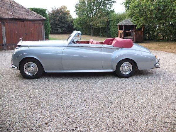 1960 Rolls-Royce Silver Cloud II For Sale (picture 2 of 6)