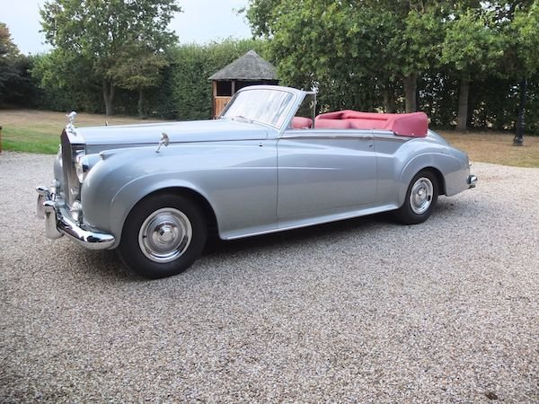 1960 Rolls-Royce Silver Cloud II For Sale (picture 3 of 6)