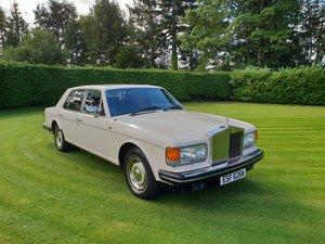 1981 Rolls Royce Silver Spirit Low Milage